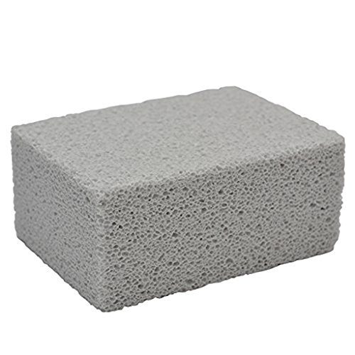 Elevate Essentials Pumice Stone Grill Block for Cleaning Grills or Griddles