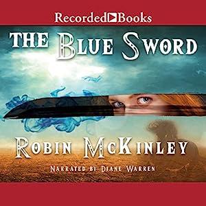 The Blue Sword Hörbuch