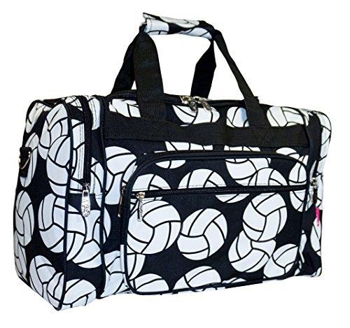 - N. Gil Geometric Duffle Bag
