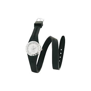 Schwarz Mit Mini Damen Engel Armbanduhr ReliefLautsprecher A35Rj4L