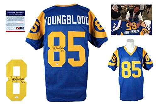 Top 2 jack youngblood jersey not signed for 2019