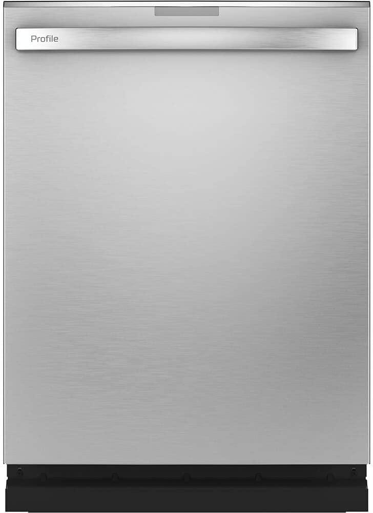 "GE Profile 24"" Stainless Steel Built-In Dishwasher"