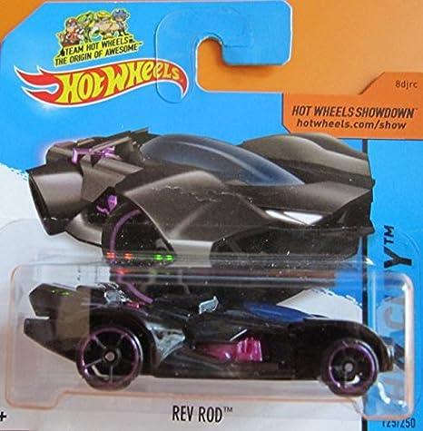 Hot Wheels 2014 REV ROD. (125) - Patinete: Amazon.es: Bebé
