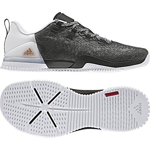Adidas crazypower tr W–Chaussures de sport pour femme, noir–(negbas/grmeva/Ftwbla) 402/3