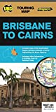 Brisbane to Cairns Map 444 (Touring Maps)