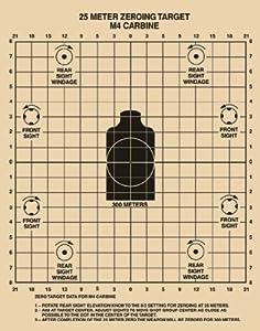 ar 15 zeroing target pdf