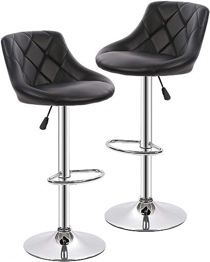 Bar Stools Barstools Swivel Stool Height Adjustable Bar Chair