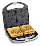 Product review for Smart Planet SGCM‐2 Peanuts Snoopy and Woodstock Grilled Cheese Sandwich Maker, White