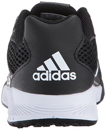 adidas Performance Boys' Altarun K Running Shoe, Black/White/Black, 2.5 Medium US Little Kid by adidas (Image #2)