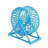 UEETEK Hamster Silent Exercise Wheel Plastic