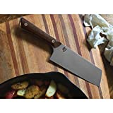 Shun Kanso Asian Utility Knife, 7 Inch, Handcrafted