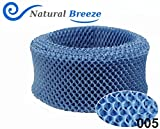 reusable humidifier wick - Humidifier Filter Wick Extra-Long-Life =REUSABLE= Replaces HC-25 HWF62 HF212 H62-C H85 A G for Holmes Honeywell Kaz ReliOn