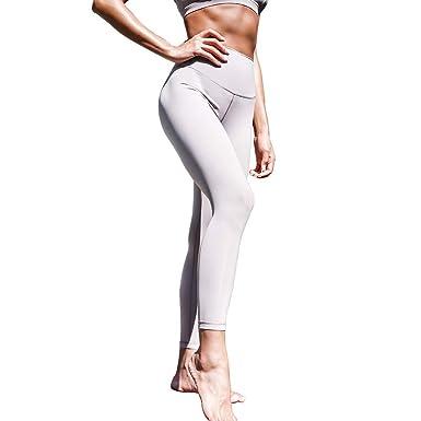 Amazon.com: La Nikar Womens Yoga Sport Leggings - Hi-Waist ...