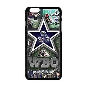 Happy Dallas Cowboys Cell Phone Case for Iphone 6 Plus