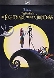 NIGHTMARE BEFORE CHRISTMAS, THE TIM BURTON&#