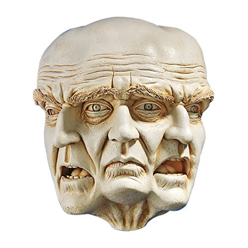 Design Toscano The Nightmare Wall - Wall Face Sculpture