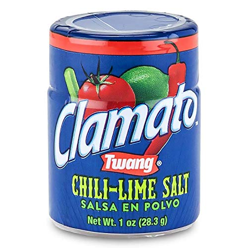 - Twang Clamato Chili Lime Salt 1 Ounce Container