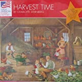 Harvest Time Jigsaw Puzzle by Great American Puzzle Factory