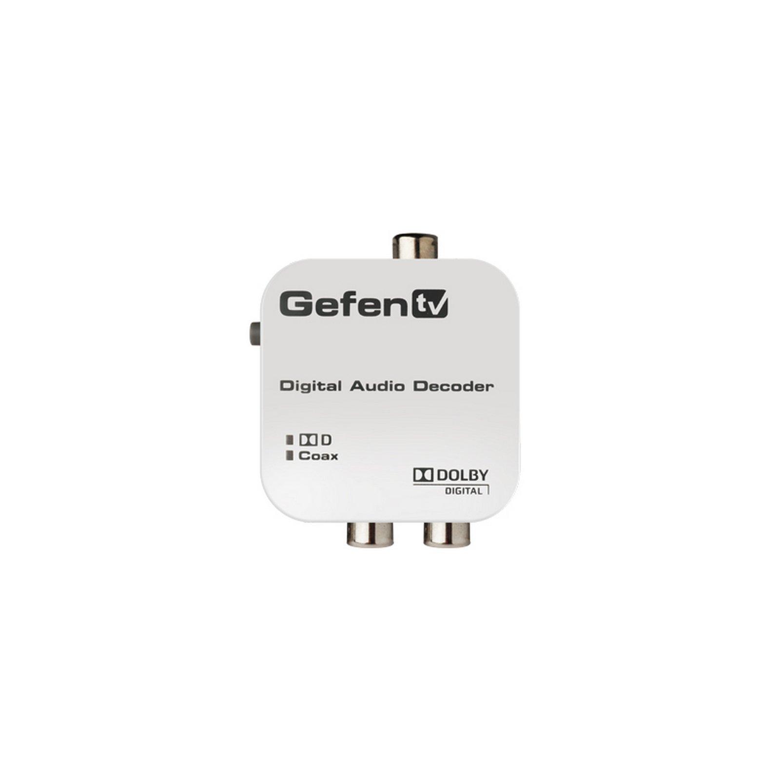 Gefen GTV-DD-2-AA   Digital Audio Decoder by Gefen