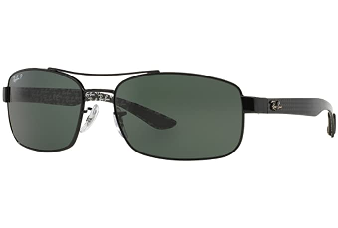 Gafas de sol polarizadas Ray-Ban RB8316 C62 002/N5: Amazon ...
