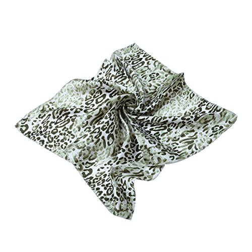 Zebra Silk Accessories Green - 5