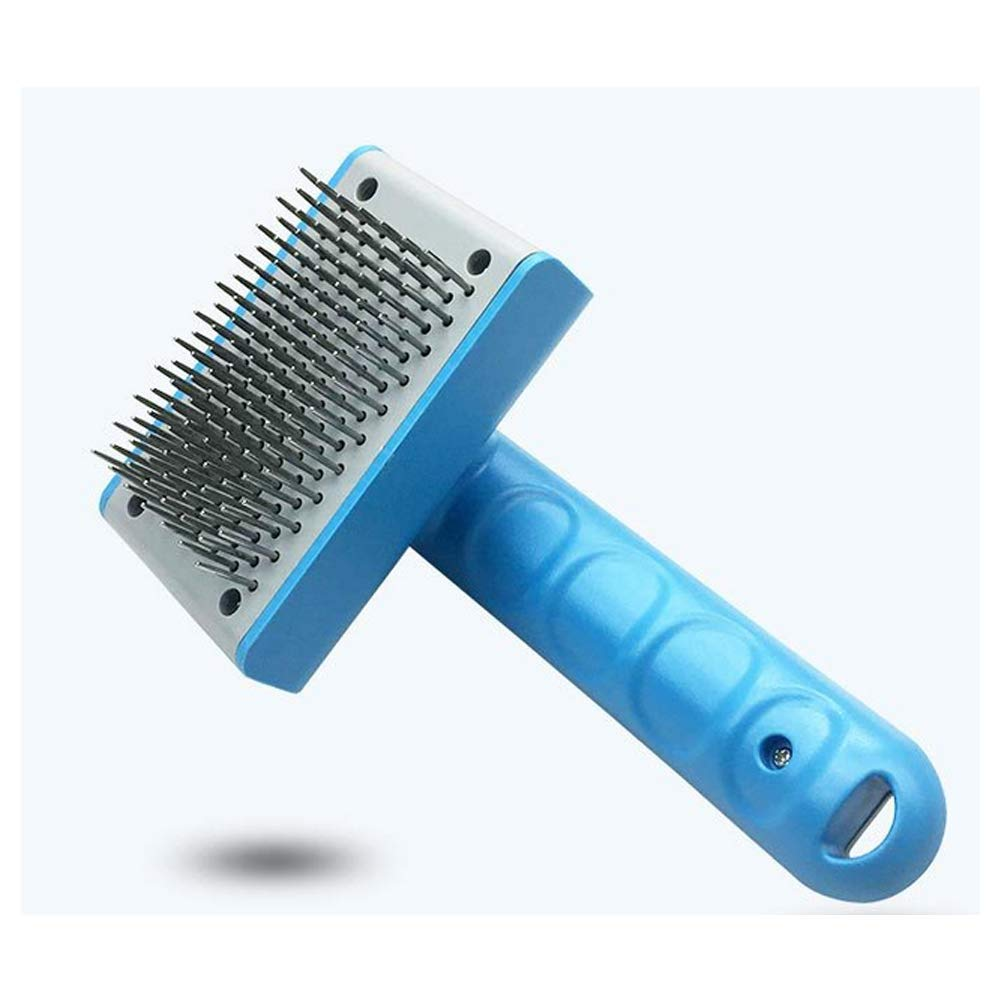 Strimm Dog/Cat Detangling Grooming Shedding Cleaning Slicker Brushes Comb Tool