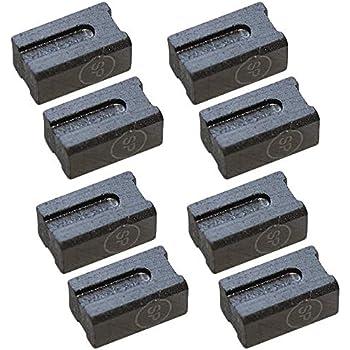 2x Pairs Carbon Brushes For Dewalt BK05 BK06 SAW DW849 POLISHER 4 Brushes