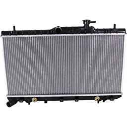 Make Auto Parts Manufacturing - ACCENT 01-05 RADIATOR, 1.6L - HY3010146