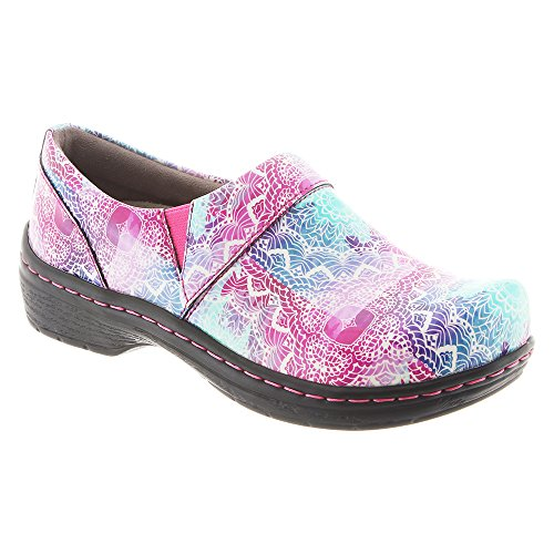 Klogs Usa Womens Mission Clog Henna Patent