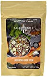 Mountain Beef Stew Gluten Free, Freeze Dried, Paleo Meal for Backpacking and Camping
