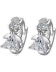Richy-Glory - Angle Stud Earring Women Earings 925 Sterling Silver
