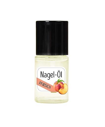 KM de Nails nagelöl con aroma melocotón 15 ml Libre de parafina