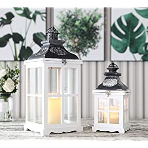 51LTAva-wFL._SS300_ Beach Wedding Lanterns & Nautical Wedding Lanterns