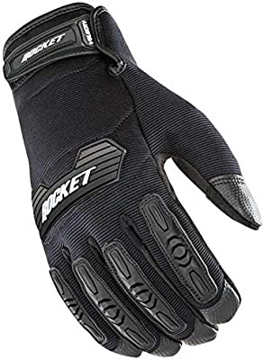 Joe Rocket Velocity 2.0 Motorcycle Glove Black Small