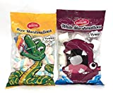 Halal Plain and Flavored Marshmallows 2 pack