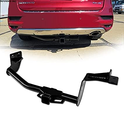 VXMOTOR 2016 2017 Kia Sorento Suv Class 3 III Trailer Towing Hitch Mount  Receiver Rear