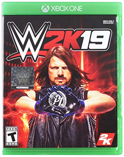 Top recommendation for wrestling video games xbox one