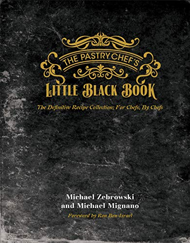 The Pastry Chefs Little Black Book