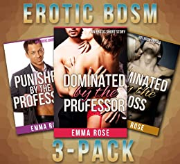 Punished by the Professor: An Erotic Short Story