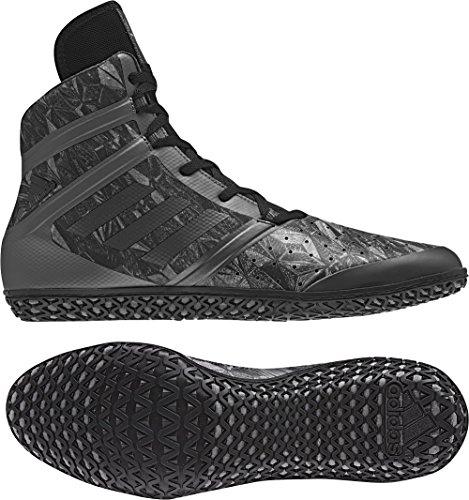 Adidas Impact Wrestling Shoe - Heren Zwarte Fractal Print