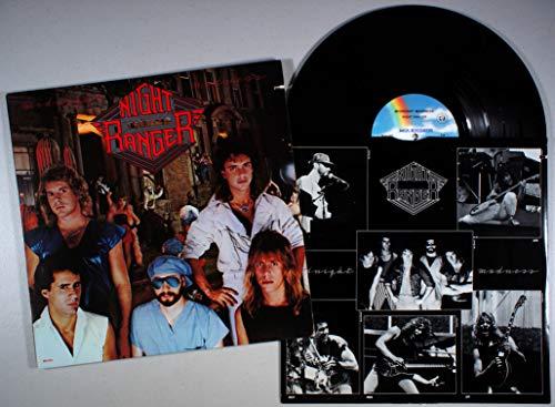 Midnight madness / Vinyl record : Night Ranger: Amazon.es: Música