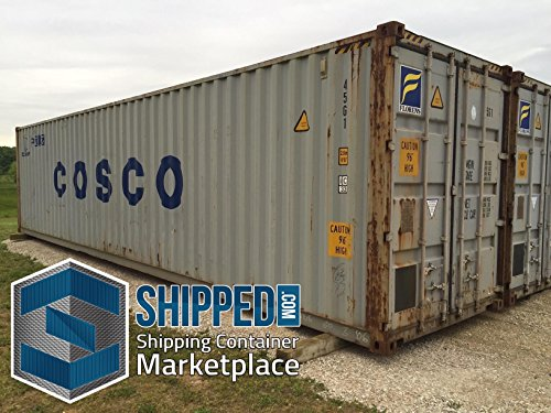 40 ft container - 1