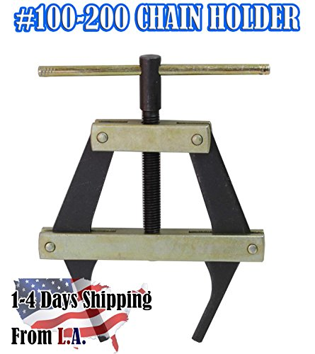 Chain Puller - Roller Chain Holder Puller for Chain Size 100, 120, 140, 160, 180 and 200