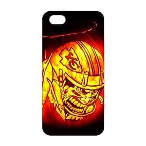 Real-Fashion kansas city chiefs pumpkin (3D)Phone Case for iPhone 6(4.7)