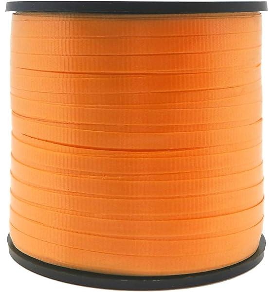Unique Party - Cinta de Regalo - 90 m - Color Naranja (48631): Amazon.es: Juguetes y juegos