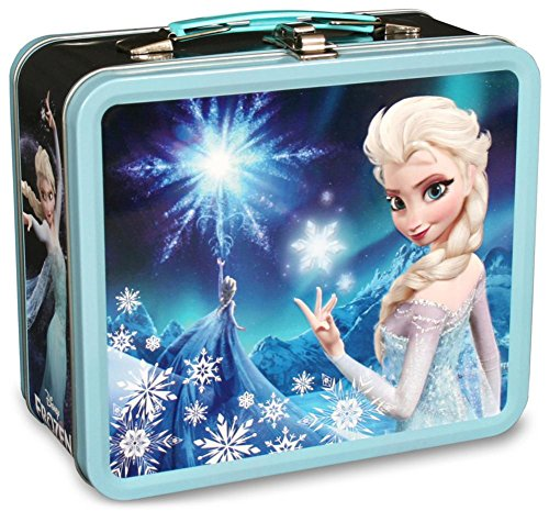 Frozen - Elsa Lunch Box 8 x 7in