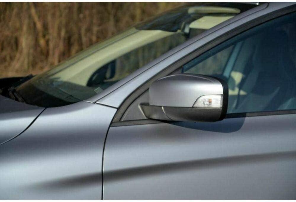 3m 1080 Matte Silver M21 Vinyl Car Wrap Film Sample 3in X 5in Auto