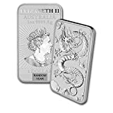 2019 - Present 1oz Silver Bar Australia Perth Mint