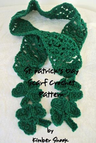St Patricks Scarf Crochet Pattern ebook