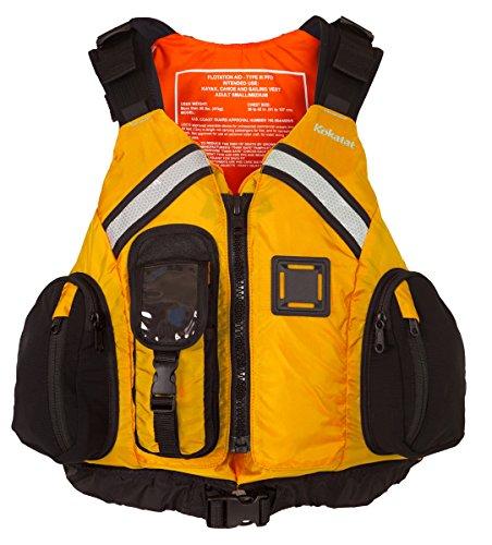 Kokatat Bahia Tour Life Jacket-Mango-L/XL